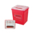 Promotional FDA Approval Hospital Use Large 23L Medical Waste Disposal Sharps Container With Transparent Lid