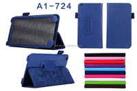 High Quality Lychee PU Leather Case with Stand For Acer Iconia Talk S A1-724