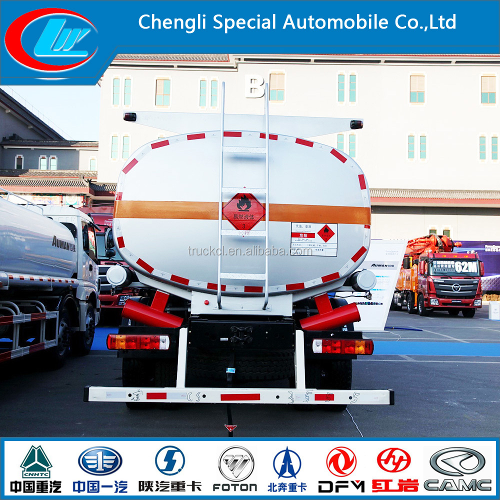 2016 New 2000 liters 3000 liters 4000 liters mini fuel tanker truck petrol oil tank truck