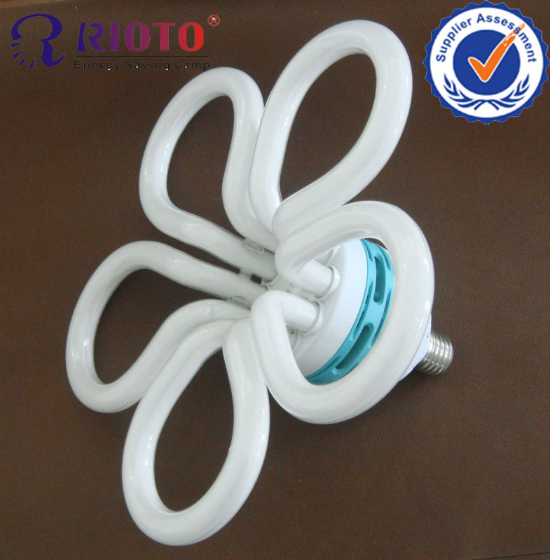 Flower CFL 150W 105W 6400K (Compact fluorescent lamp)
