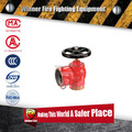Hot sales 2.5 inch Oblique Fire water valve with high qualith
