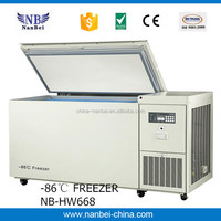 High precision temperature control refrigerator freezer italian brands