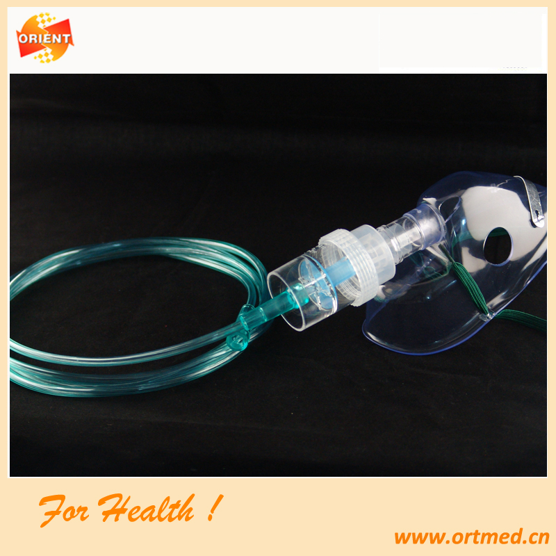 Oxygen Mask with CE FDA certificate /anesthesia mask/CPR mask