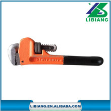 "hot sale 8"" carbon steel Ratchet Pipe Wrench"
