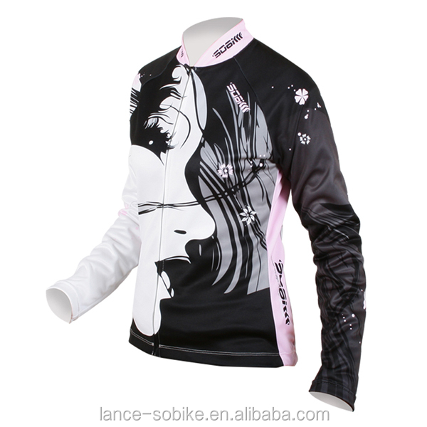 large size cycling jacket/pro team bike jacket/wholesale compression wear with very competitive price