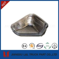 best price super great quality chrome mirror lamp for benz sprinter