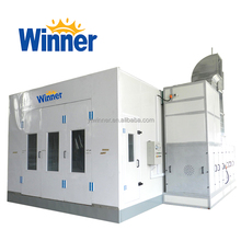 M3200B WINNER Factory Direct Auto Spray Paint Booth Car Bake Room