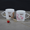 High quality Teddy Bear collection Ceramic Mug Ceramic Cheap promotion mug/cup for christmas gift.