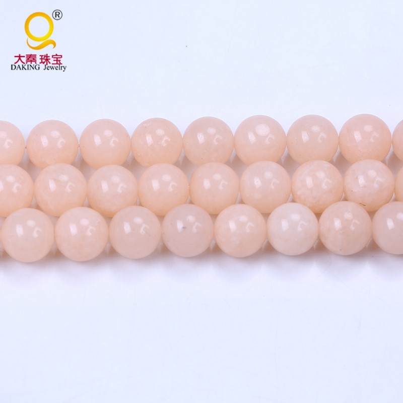 High quality 14mm big round jewels jade wholesale