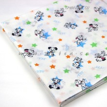 Wholesale ZTTEX custom manufacture comfortable printed T/C 65/35 child fabric