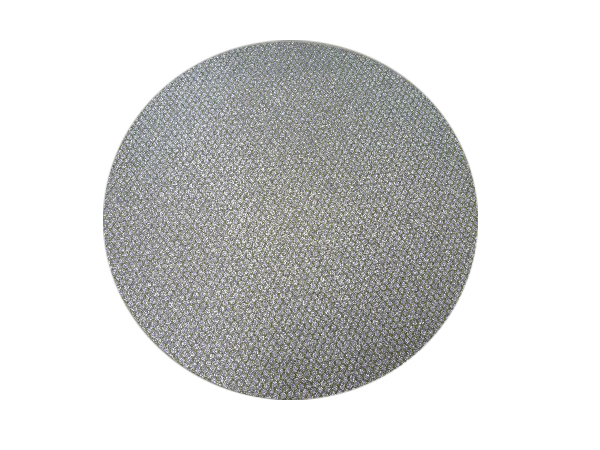 Wholesale Gold Glitter Plastic Round Placemat