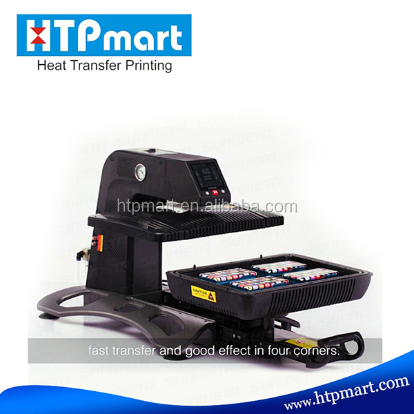Lowest factory price SUBLIMATION case machine for wholesale