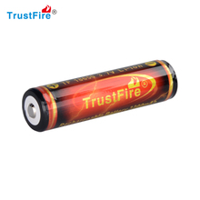 TrustFire 3200mAh Rechargeable Lithium ion Battery 3.7v Cylinder lithium ion battery