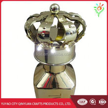 Hot sale high quality decorative wine bottle stoppers wholesale