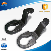 steel forging parts OEM by guanzhou stainless aluminum iron casting foundry