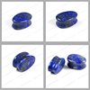 Wholesale Organic Stone Ear Plugs Lapis