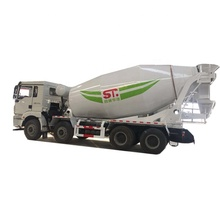 12000Liters 16Mrn 6mm thickness concrete transport mixing drum truck body on trade for price