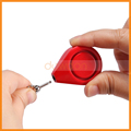 120DB Emergency Alarm Mini Anti Robbery Personal Alarm for Night Shift Workers