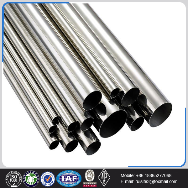 promotion price 3/4 inch 316 stainless steel tubings for decoration