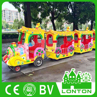 Most profitable products amusement park train rides for sale