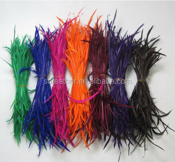 Dyed Goose Feather For Sale Goose Biots
