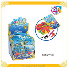 100 PCS Water Bomb Inflatable Outdoor Summer Water Balloon