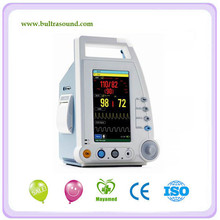 Factory Price V6 Portable Vital Signs Multi-Parameter Bedside Ambulance Patient Monitor For Sale