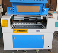 80w Co2 Laser Cutting Machine Acrylic laser printing on glass