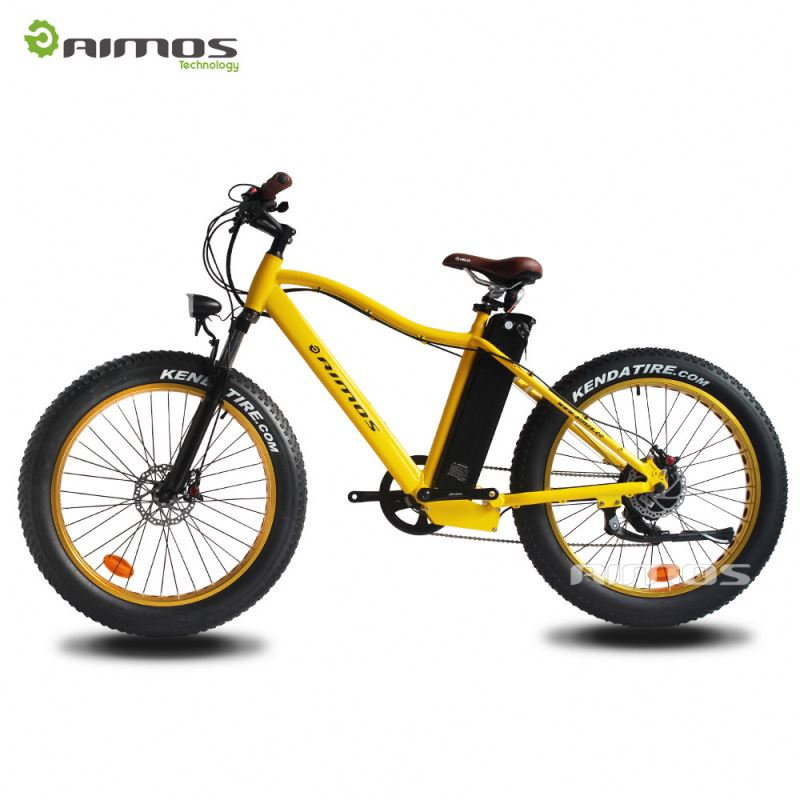 Brand new fat electric bicycle 48v 500w dealer