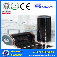 Carbon Crystal Electric Heating Film Of Carbon Fiber Electric Geothermal Heating Film