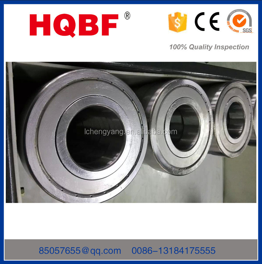 2016 HQBF hot sale low noise ball bearing deep groove ball bearing 6221 ZZ