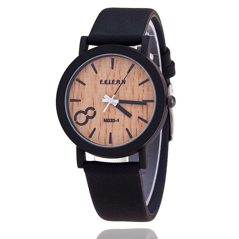 Top Quality Water Resistant Wooden grain Feifan Brand Watch