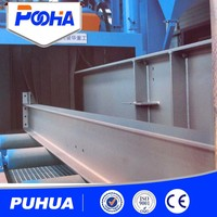 Steel Structure Through Type Shot Blasting Cleaning Machine Price