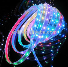DC5V 50 50 rgb led strip TLS3001 flexible 7 band led