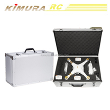 Universal Aluminum Carrying Case for DJI Phantom 3 SE Adv Professional 4 Pro plus Drone