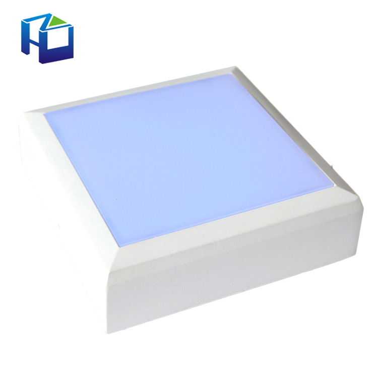 Top China Professional Factory LED Panel Downlight 6-24W Square and Round Surface