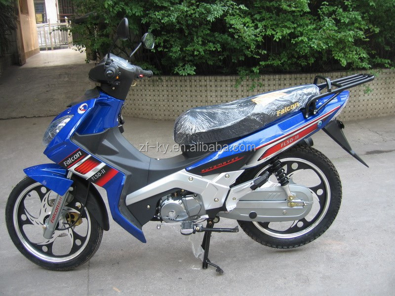 Chinese motorbike mini 50cc motorbike cheap 50cc moped ZF110(XI)