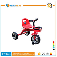 Hot Sale Child/Baby/Kid Cargo Bike with Single Speed Cargo Tricycle for Chidren