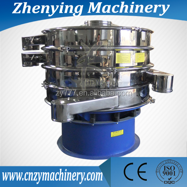 ZYD high frequency steel sieve sand vibrating screen machine manufacturer with CE &ISO