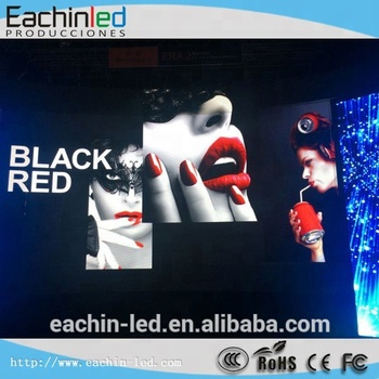 2018 New product HD Indoor Rental P2.97 Led Display 4k with 5153 IC