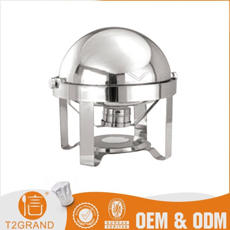 Cost-Effective Customization Catering Stainless Steel Chafing Dish Container for Soup