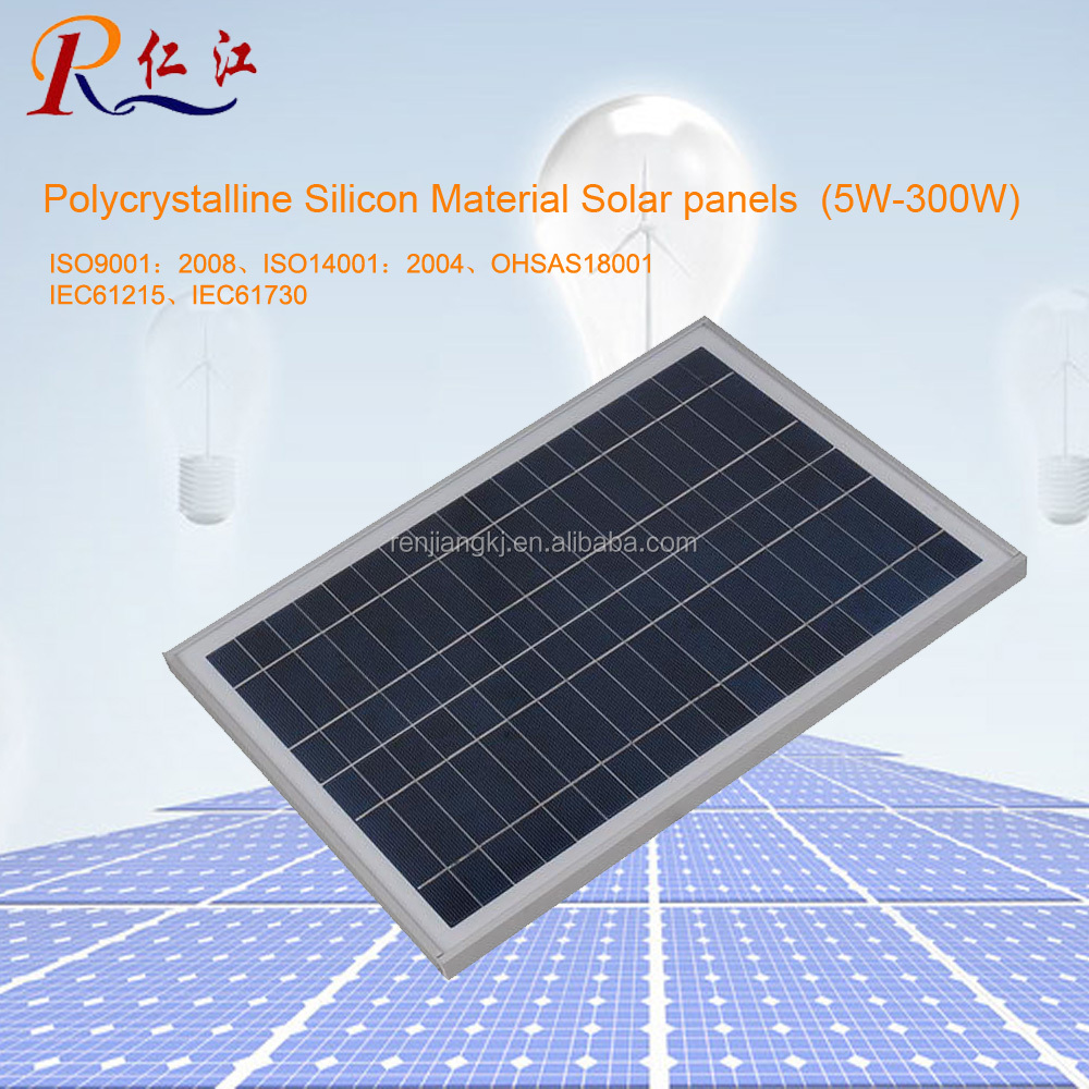 Thin Film Flexible 5 W TO 300W Sunpower Solar Panel for sale