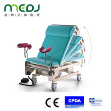 back go up and down hospital gynecology examination bed anti-microbial examination table electronical gynecological table