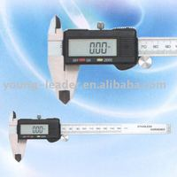 metric digital caliper with only metric system