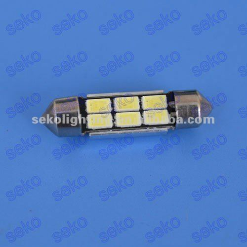 T10/42MM 8SMD 5630 Auto led lighting