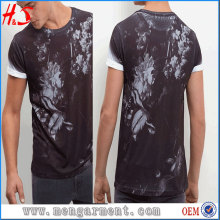 Import Export Company Names Latest Design 3d Tshirt Custom Printing T-Shirt For Men