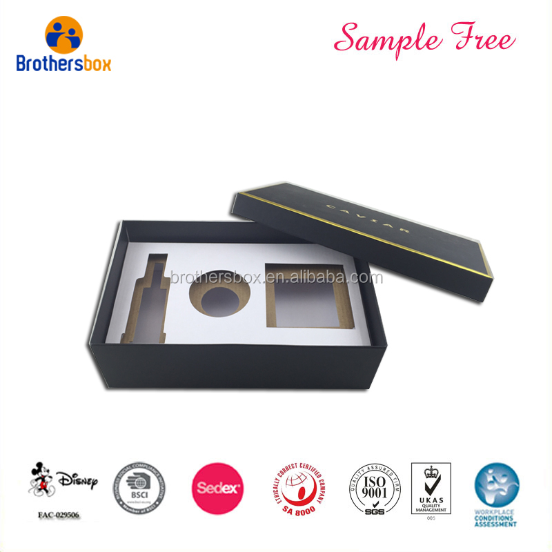 Hot Sales Cardboard Gift Box With Transparent Lid