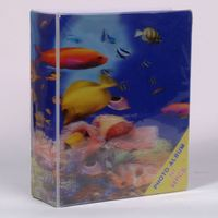 2015 Hot Sale Plastic Cover Photo Album Decorate