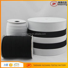 knitted elastic band manufacturer crochet elastic band ribbon