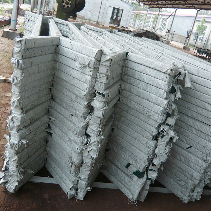 Electro galvanized Y star picket steel fence post